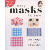 Easy Masks to Sew Book
