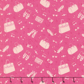 Derby Day - Derby Accessories Pink Yardage
