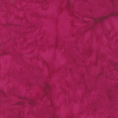 Lava Batik Solids - Flirt Lava Jelly Yardage