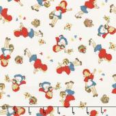 Little Red Riding Hood - Little Red Riding Hood Ivory Yardage