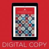 Digital Download - Friendship Star Sashing Pattern by Missouri Star
