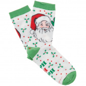 Swell Santa Socks