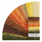 Autumn Harvest Batiks Strips