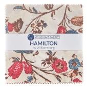 Hamilton - From Eliza Hamilton's Era c. 1770-1790 Charm Pack
