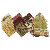 Tuscan Delight Fat Quarter Crystals