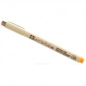 Pigma Micron 05 Pen .45mm Orange
