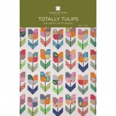 Totally Tulips Quilt Pattern by MSQC