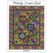 Dreamscapes II Butterfly Sampler Pattern