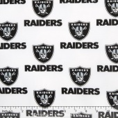 NFL - Oakland Raiders Cotton Yardage