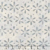 Tonga Batiks - United Set Flower Stamp Star Yardage