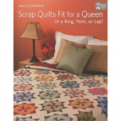 Scrap Quilts Fit for a Queen Book