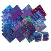 Kaffe Classics - Peacock Fat Quarter Bundle