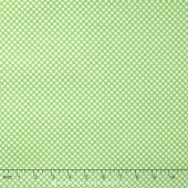Dot Com - Spring Leaf Yardage