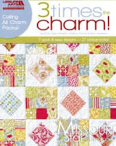 3 Times the Charm Book for Me and My Sister Designs
