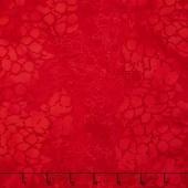 Empress Garden Batiks - Pansy Cherry Yardage