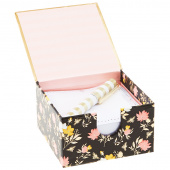 Busy Bee Memo Box with Pen