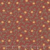 Bittersweet Lane - Cornflowers Chrysanthemum Yardage