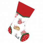 Warm Wishes Sugarplum Stocking Kit
