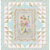 Butterfly Haven Bed Quilt Kit