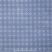 Eclectic Elements - Correspondence Sophisticate Blue Yardage