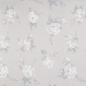 "Serenity - Floral Taupe 108"" Wide Backing"