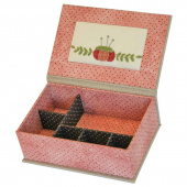 Creative with Cardboard Small Sewing Box Kit
