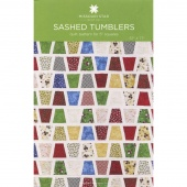 Sashed Tumblers Quilt Pattern by Missouri Star