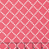 Guernsey - Kit Flower Plaid Dark Bloom Yardage