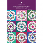 Dresden Blooms Quilt Pattern by Missouri Star