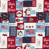 Celebrate America! - Main Multi Yardage