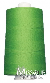Spring Green OMNI Thread - 6,000 yds (poly-wrapped poly core)
