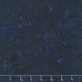Salsa Batiks - Midnight Yardage