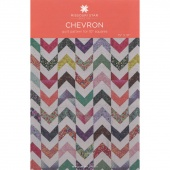 Chevron Quilt Pattern by Missouri Star