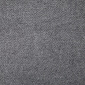 Shetland Flannel - Plain Weave Grey Yardage