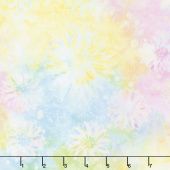 Tonga Batiks - Buttercream Dreamy Luna Yardage