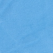 Winterfleece Solids - Solid Electric Blue Fleece Yardage