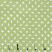 Sugar Pie - Sprinkle Green Yardage
