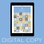 Digital Download - Skylight Quilt Pattern by Missouri Star