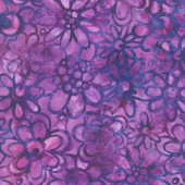 Artisan Batiks - Posies 4 Flowers Garden Yardage