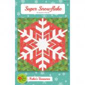 Super Snowflake Pattern