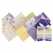 Beckford Terrace Wisteria Fat Quarter Bundle