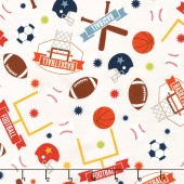 Game Day - Sports Main Gray Yardage