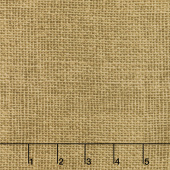 "Brew - Burlap Dark Tan 108"" Wide Backing"