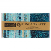 Tonga Treats Batiks - Beach Minis