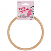Machine Embroidery Hoop with Notch - 6""