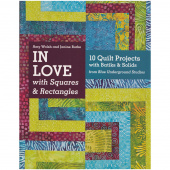 In Love with Squares & Rectangles Book