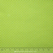 Dot Com - Apple Green Yardage