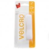 """Velcro 3/4"""" x 30"""" Strip White"""