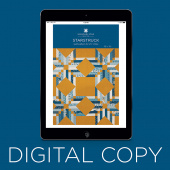 Digital Download - Starstruck Quilt Pattern by Missouri Star