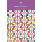 Diamond Hugs Quilt Pattern by Missouri Star
